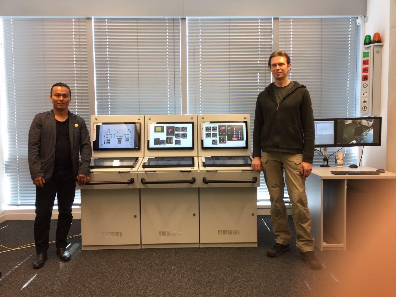 Lab Simulator AMC